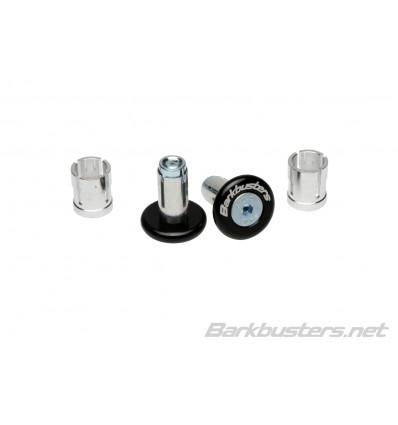 BB-B-045-BK - Barkbusters Accessory - Bar End Plug - Preto -
