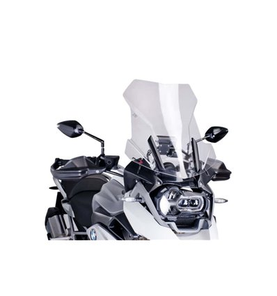 6486W - Puig Touring Windshield R1200GS /R1250GS - Clear - in-parts