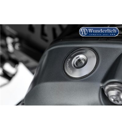 27440-003 - Wunderlich Tampa para Oleo do Motor com Chave - in-parts