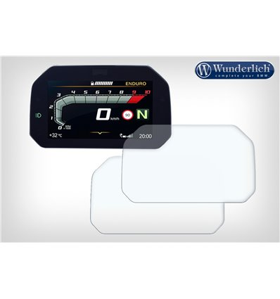 45190-300 - Wunderlich Protecção Display BMW -