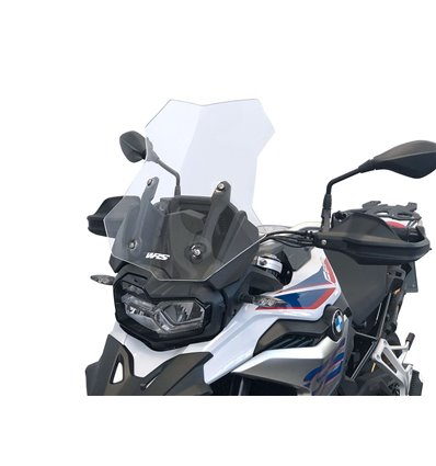 WRS Vidro Caponord Incolor F750GS (c/kit)