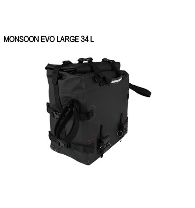 LUSA-008 - Panniers Monsoon EVO - in-parts