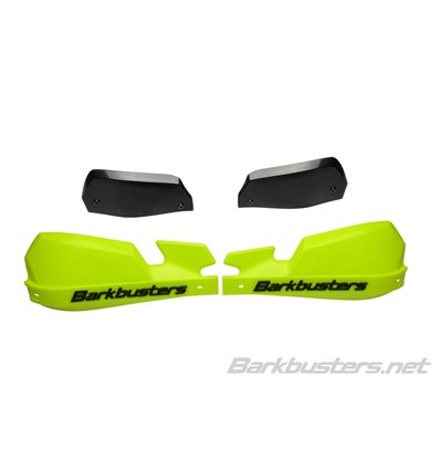 BB-VPS-003-00-YH - Barkbusters VPS Plastic Guards - Amarelo - in-parts