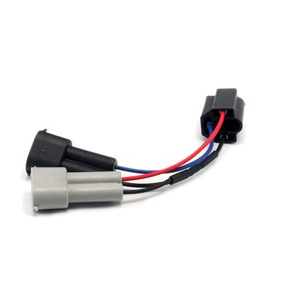 DNL.WHS.10400 - Denali Wiring Adapter - H4 to H9/H11 Harness - in-parts