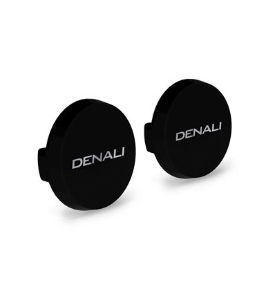 DNL.LF.103.00.B - Denali Snap-On Lens Covers for DR1 - Black Out - in-parts