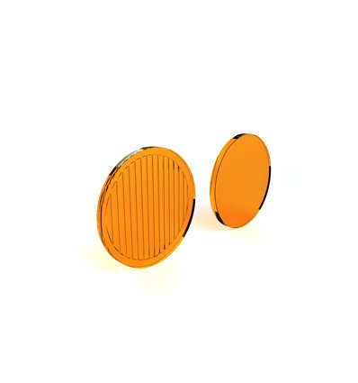 DNL.D2.10100 - Denali TriOptic™ Lens Kit for D2 LED Lights - Amber or Selective Yellow - in-parts