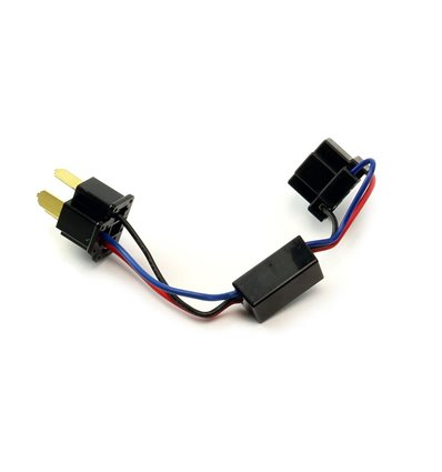 DNL.WHS.10200 - Denali All-On Adapter H4 for M5 and M7 Lights - in-parts