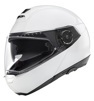 - SCHUBERTH Capacete C4 Pro Women - Glossy White - in-parts