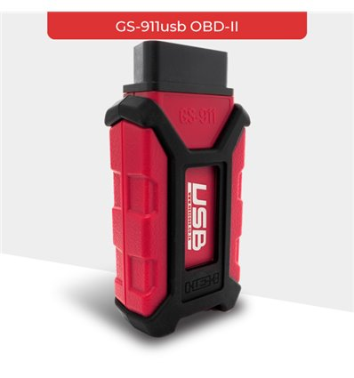 H1-GSF-0012 - Hex Innovate GS-911usb Generation 2 with OBD-II Connector (Enthusiast) - in-parts
