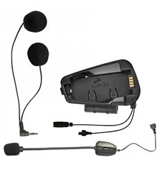 Cardo Kit Audio p/ Intercomunicador Freecom 1/2/4
