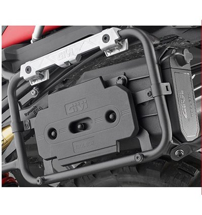 TL5127CAMKIT - Givi S250 Toolbox Rack for PL5127CAM Rack - BMW F850GS/A - in-parts