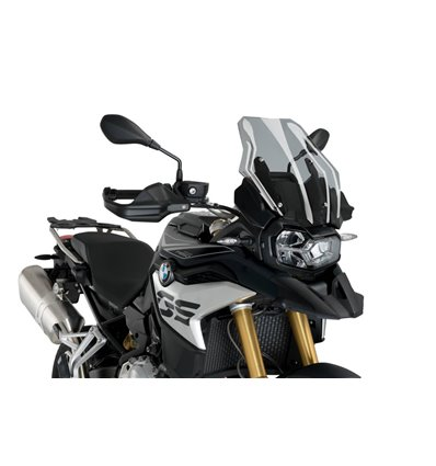 - Puig Touring Windshield - F850GS - Smoke - in-parts
