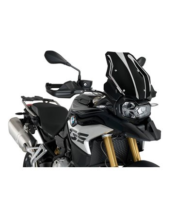- Puig Touring Windshield - F850GS - Black - in-parts