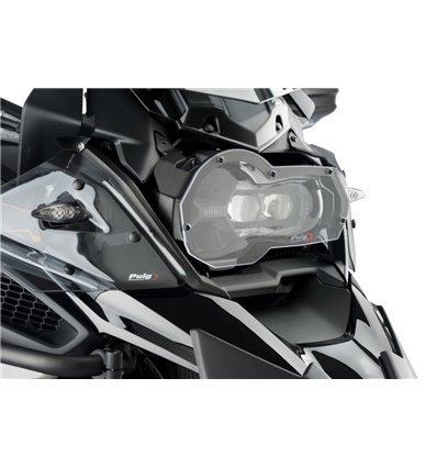 7567W - Puig Headlight Cover - R1250GS - in-parts