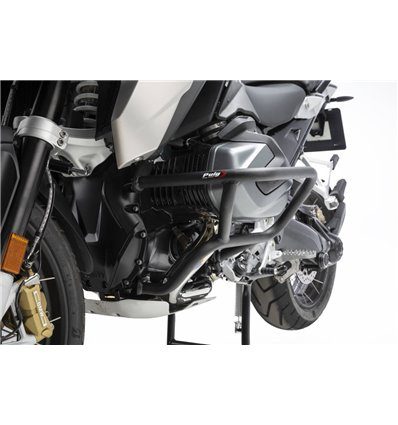 2249N - Puig Lower Engine Guards - R1250GS - Black - in-parts