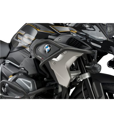 9461N - Puig Superior Engine Guards - R1250GS - Black - in-parts