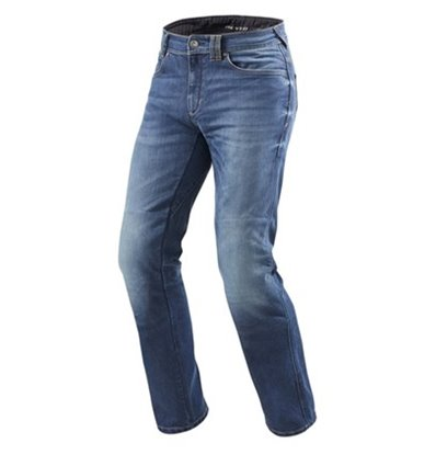- Rev'it Jeans Philly 2 LF Medium Blue L34 -